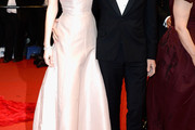 Carey Mulligan Evening Dress
