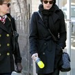 Carey Mulligan Clothes - Trenchcoat