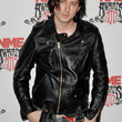 Carl Barat Clothes - Leather Jacket