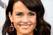 Carla Gugino Shoulder Length Hairstyles