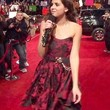 Carly Rose Sonenclar Cocktail Dress
