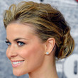 Carmen Electra Twisted Bun