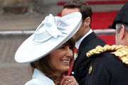 Carole Middleton Decorative Hat