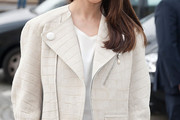 Caroline Sieber Zip-up Jacket