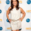 Carrie Ann Inaba One Shoulder Dress