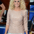 Carrie Underwood Clothes - Crewneck Sweater
