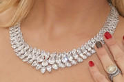 Carrie Underwood Diamond Collar Necklace