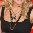 Carrie Underwood Layered Chainlink Necklaces