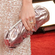 Carrie Underwood Handbags - Metallic Clutch