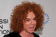 Carrot Top Medium Curls