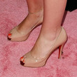 Casey Johnson Shoes - Peep Toe Pumps