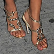 Chanel Iman Shoes - Evening Sandals