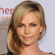 Charlize Theron Hair - Mid-Length Bob