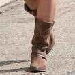 Charlotte Church Shoes - Cowboy Boots