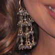 Cheryl Burke Dangle Decorative Earrings