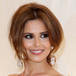 Cheryl Cole Hair - Loose Bun