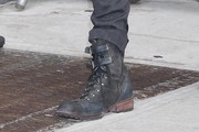 Chester Bennington Work Boots