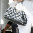 Cheyenne Tozzi Quilted Leather Bag