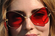 Chiara Ferragni Novelty Sunglasses
