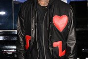 Chris Brown Leather Jacket