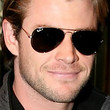 Chris Hemsworth Aviator Sunglasses