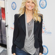 Christie Brinkley Blazer
