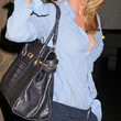 Christie Brinkley Exotic Skin Tote