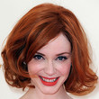 Christina Hendricks Hair - Mid-Length Bob