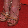 Claire Danes Shoes - Strappy Sandals