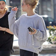 Claire Holt Clothes - Sweatshirt