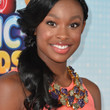 Coco Jones Braided Updo