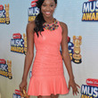 Coco Jones Leather Dress