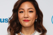 Constance Wu Shoulder Length Hairstyles