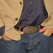 Cristiano Ronaldo Accessories - Leather Belt