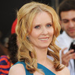 Cynthia Nixon Hair - Medium Curls
