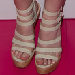 Dakota Fanning Shoes - Wedges
