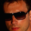 Damon Albarn Rectangular Sunglasses
