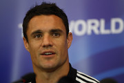 Dan Carter Short Straight Cut