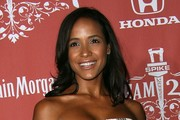 Dania Ramirez Medium Layered Cut