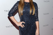 Danielle Fishel Beaded Dress