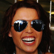 Dannii Minogue Sunglasses - Aviator Sunglasses