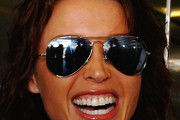 Dannii Minogue Aviator Sunglasses
