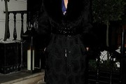 Dannii Minogue Evening Coat