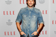Darren McMullen Denim Shirt