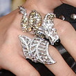 Demi Lovato Jewelry - Snake Ring