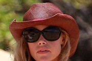 Denise Richards Cowboy Hat