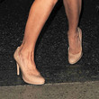 Denise Richards Platform Sandals