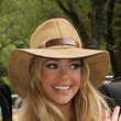 Denise Richards Walker Hat