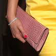 Denise Vasi Leather Clutch