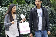 Dev Patel Leather Jacket